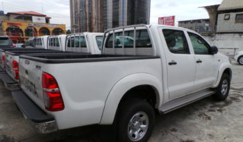 2015 Toyota Hilux 4Door 4×4 Double Cabin Auto (Shell Spec / TNL / Japan). full