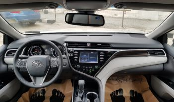 2018 Toyota Camry XLE – 4Cyl. Engine full