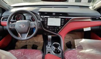 2018 Toyota Camry XSE – 4Cyl.- 2.5L Dynamic Turbo Force Engine full