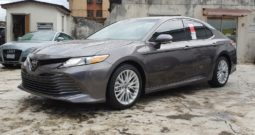 2018 Toyota Camry XLE 4Cyl.-2.5L / Gray
