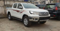 2018 Toyota Hilux GLS / Double Cabin / 4×4 / Pick Up Truck / Manual Transmission.