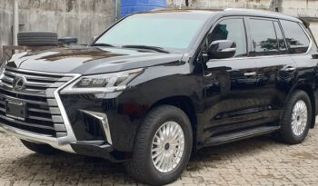 2020 Lexus LX570 – Special VIP Armored Vehicle – Stock#L4316011 full