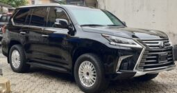 2020 Lexus LX570 – Special VIP Armored Vehicle – Stock#L4316011